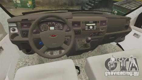 ГАЗ-2752 Соболь v1.1 для GTA 4 вид сзади