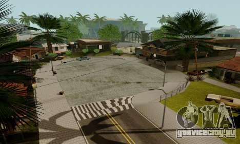 ENBSeries for low PC для GTA San Andreas одинадцатый скриншот