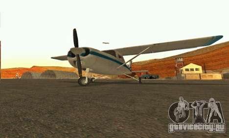 Dodo GTA V для GTA San Andreas вид справа