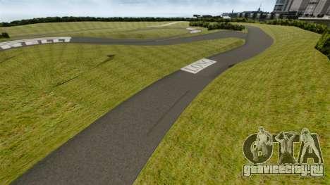Локация Roskilde Ring для GTA 4 второй скриншот