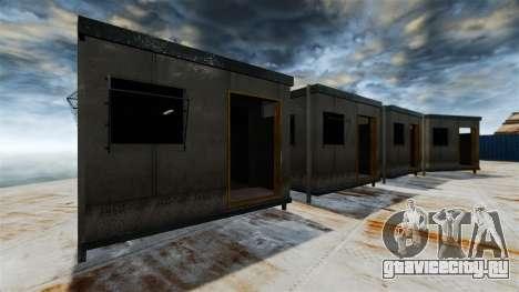 Военно-морская база для GTA 4 шестой скриншот