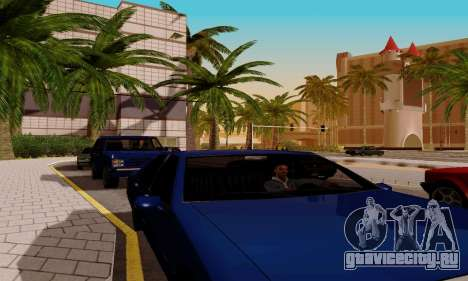 ENBSeries for low PC для GTA San Andreas десятый скриншот