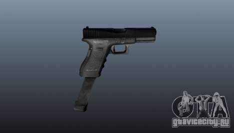 Glock 18 Akimbo MW2 v2 для GTA 4 третий скриншот