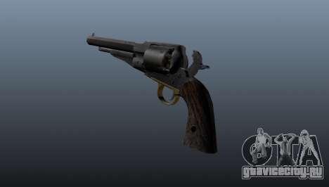 Револьвер  Remington v2 для GTA 4 второй скриншот