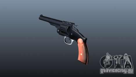 Револьвер Schofield v1 для GTA 4 второй скриншот