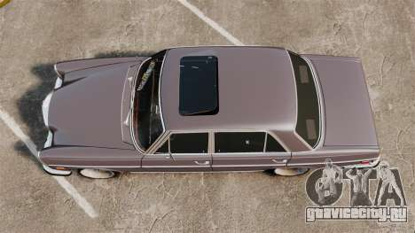 Mercedes-Benz 300 SEL 1971 для GTA 4 вид справа