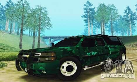 Chevrolet Silverado 3500 Military для GTA San Andreas