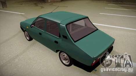 Dacia 1310 Berlina 2001 для GTA San Andreas вид сзади