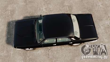 ГАЗ-2410 Волга v1 для GTA 4 вид справа