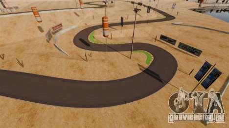Локация DesertDrift ProStreetStyle для GTA 4 шестой скриншот