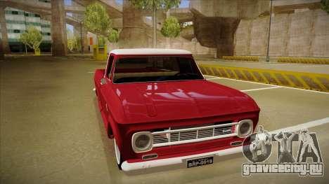 Chevrolet C-10 1974 для GTA San Andreas
