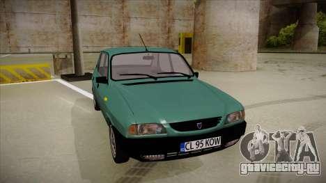 Dacia 1310 Berlina 2001 для GTA San Andreas вид слева