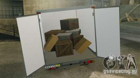 ГАЗ-3302 Бизнес для GTA 4 вид сбоку