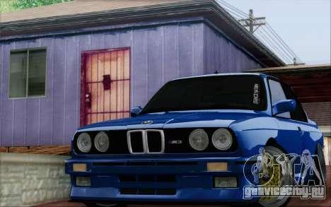 BMW M3 E30 Stance для GTA San Andreas