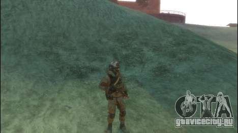 Русский солдат v 4.0 для GTA 4