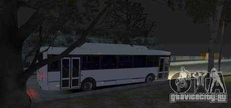 ЛиАЗ 5256.57-01 2013 для GTA 4 вид сзади