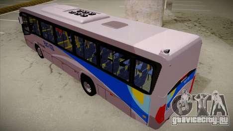 Marcopolo Senior Midi MB OF 1418 Rio Ita для GTA San Andreas вид сзади
