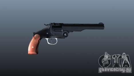 Револьвер Schofield v1 для GTA 4 третий скриншот