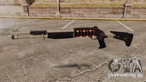 Дробовик M1014 v1 для GTA 4 третий скриншот