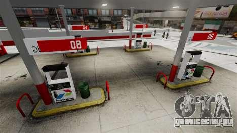 АЗС Pertamina для GTA 4 пятый скриншот