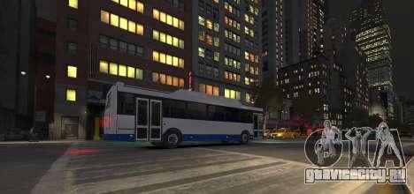ЛиАЗ 5256.57-01 2013 для GTA 4 вид изнутри