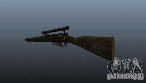 Снайперская винтовка Carcano для GTA 4 второй скриншот