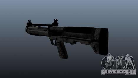 Ружьё Kel-Tec KSG 12 v1 для GTA 4 второй скриншот