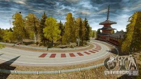 Локация Okutama FZC для GTA 4 второй скриншот