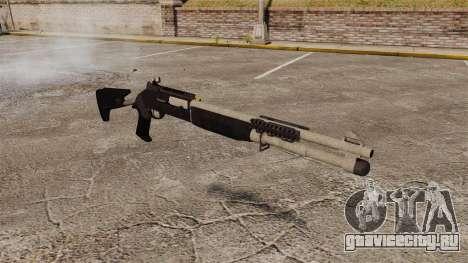 Дробовик M1014 v1 для GTA 4