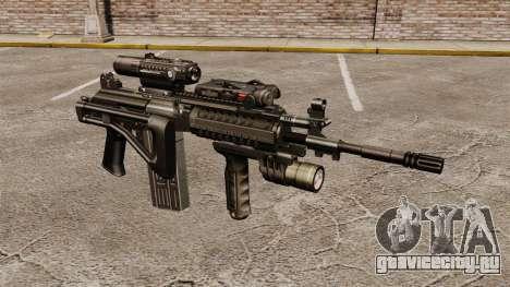 Автоматическая винтовка Galil для GTA 4