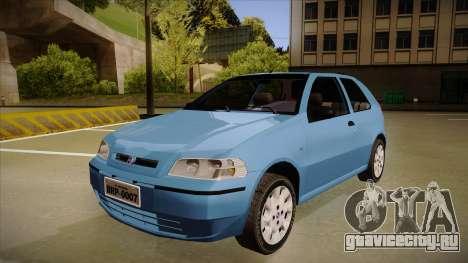 FIAT Palio EX 2003 для GTA San Andreas