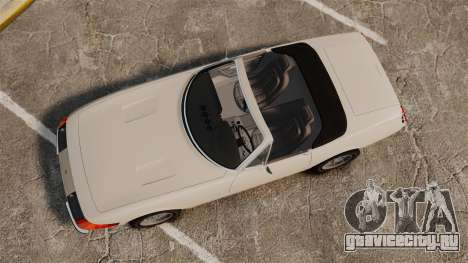 Ferrari Daytona Spider для GTA 4 вид справа