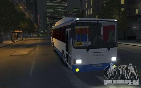 ЛиАЗ 5256.57-01 2013 для GTA 4