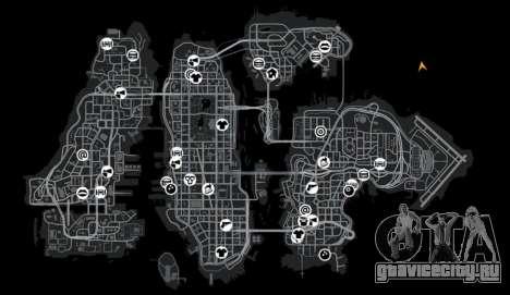 Локация Okutama FZC для GTA 4 десятый скриншот