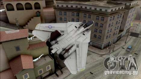 USA Navy Hydra для GTA San Andreas вид справа