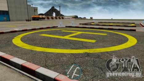 Центральное расположение радара для GTA 4 второй скриншот