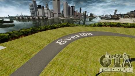 Локация Roskilde Ring для GTA 4 третий скриншот