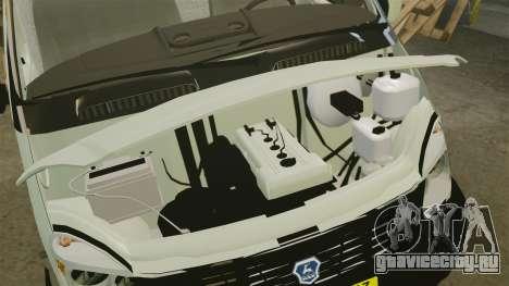 ГАЗ-2752 Соболь v1.1 для GTA 4 вид изнутри