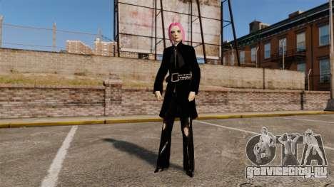 Новая одежда у девушки Нико для GTA 4