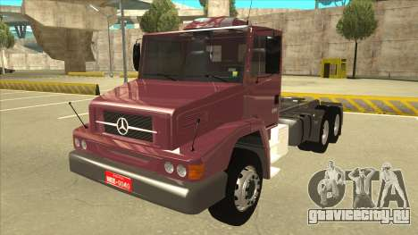Mrecedes-Benz LS 2638 Canaviero для GTA San Andreas
