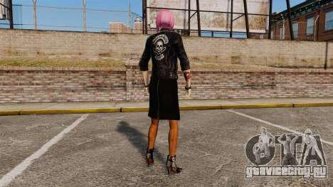 Новая одежда у девушки Нико для GTA 4 четвёртый скриншот
