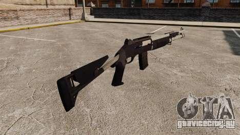 Дробовик M1014 v2 для GTA 4 второй скриншот