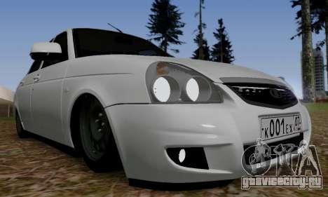 ВАЗ 2170 Новый Люкс для GTA San Andreas