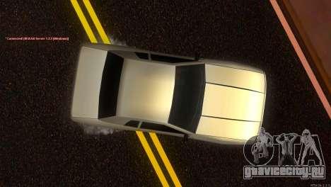 Elegy Estoq для GTA San Andreas вид справа