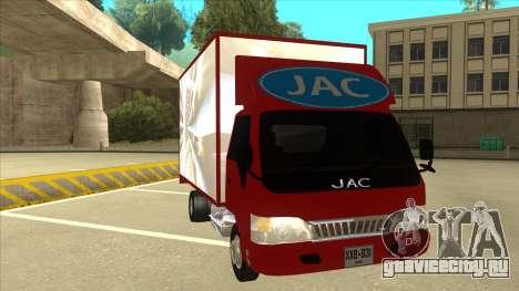 JAC 1040 для GTA San Andreas вид слева