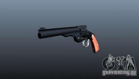 Револьвер Schofield v1 для GTA 4