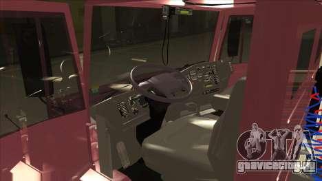 Mrecedes-Benz LS 2638 Canaviero для GTA San Andreas вид справа