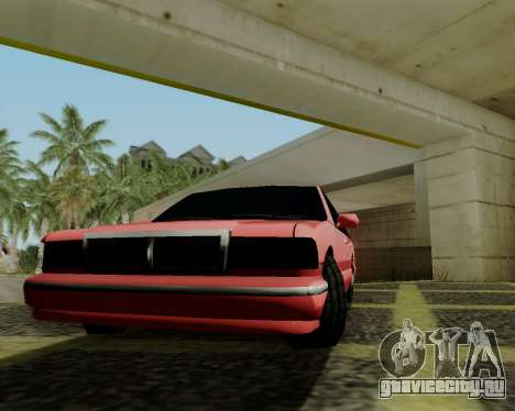 Тонированный Premier для GTA San Andreas вид справа