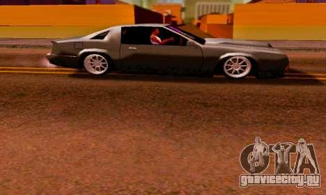 New Buffalo для GTA San Andreas вид слева