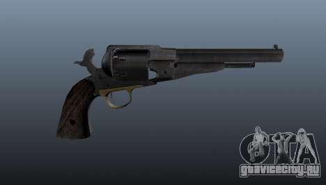 Револьвер  Remington v2 для GTA 4 третий скриншот